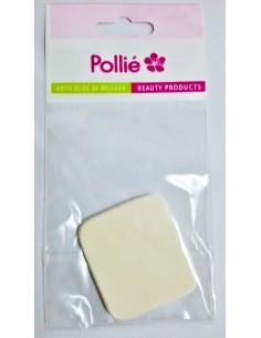 Pollié esponja de maquillaje latex nbr