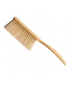 Eurostil cepillo de cuello barbero plástico