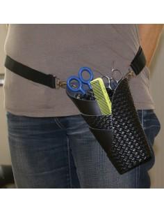 Eurostil estuche porta útiles peluquería cintura