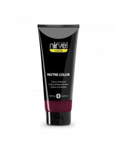 Nirvel mascarilla nutre-color fucsia 200 ml