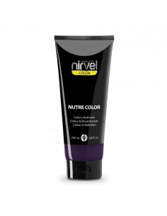 Nirvel mascarilla nutre color violeta 200 ml