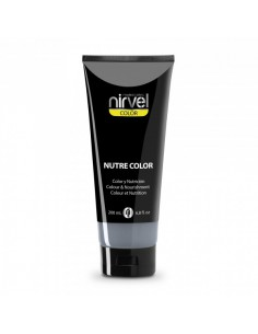 MASCARILLA NIRVEL NUTRE-COLOR PLATA 200ML