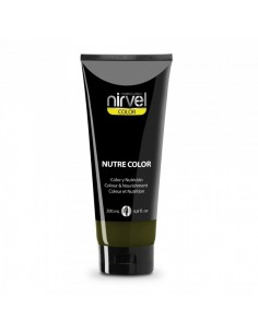 Nirvel mascarilla nutre color verde 200 ml