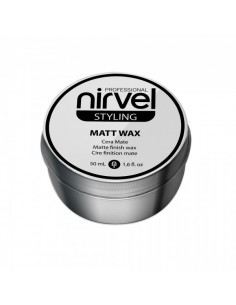 Nirvel Cera mate Matt Wax 50 ml