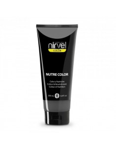 Nirvel mascarilla nutre color gris 200 ml