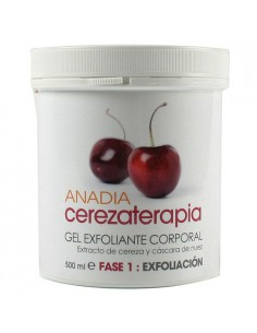 Anadia Cerezaterapia exfoliante corporal 500 ml