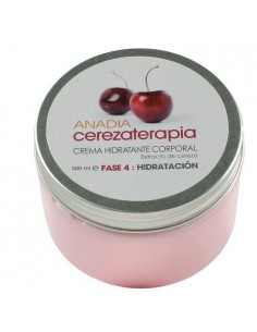 Anadia Crema hidratante corporal extracto de cereza 500 ml
