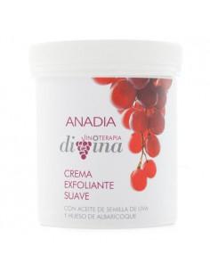 Anadia Vinoterapia Crema exfoliante suave 500 ml