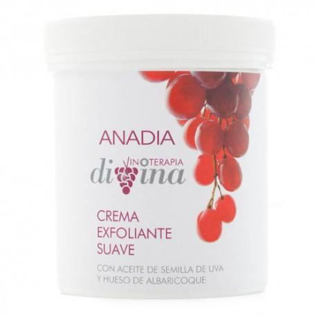 Anadia Crema exfoliante suave 500 ml Vinoterapia