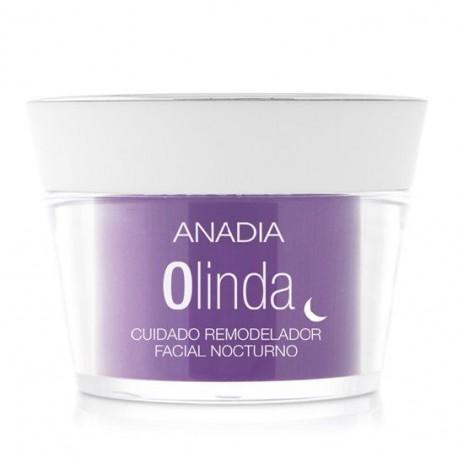 Anadia cuidado remodelador facial nocturno 50 ml Olinda