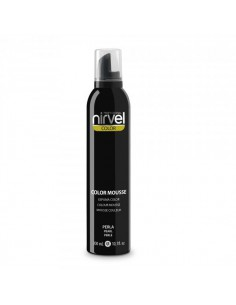Nirvel espuma de color perla 300 ml