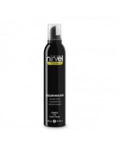 Nirvel espuma de color ceniza 300 ml