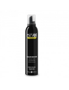 Nirvel espuma de color ceniza oscuro 300 ml