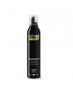 Nirvel espuma de color castaño 300 ml