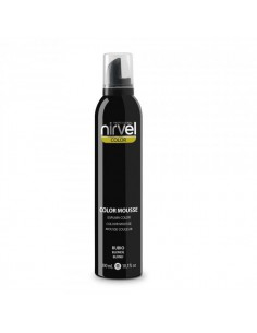Nirvel espuma de color rubio 300 ml