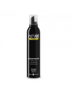 Nirvel espuma de color pizarra 300 ml