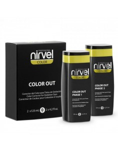 Nirvel corrector de color 2 x 125 ml Color out