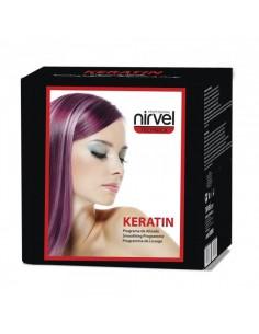 Nirvel pack keratinliss fuerte