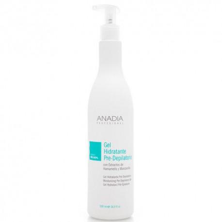 Anadia Gel hidratante pre-depilatorio 500 ml