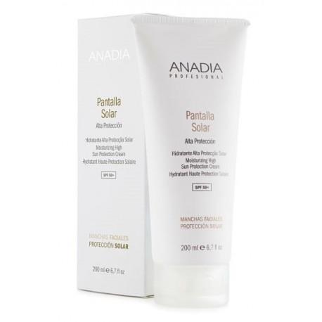 Anadia Pantalla solar (spf 50) 200 ml