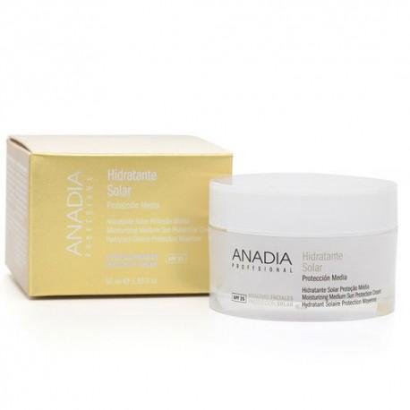 Anadia crema hidratante solar 50 ml