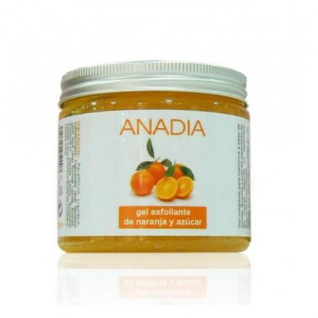 Anadia Exfoliante de naranja y azúcar 200 ml