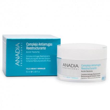 Anadia complejo antiarrugas reestructurante 50 ml