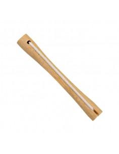 Bolsa 12 und. bigudis madera nº1