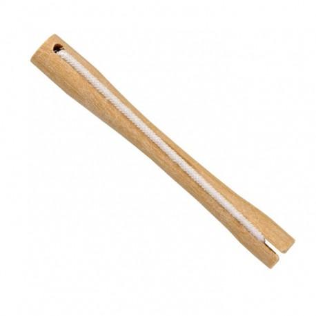 Bolsa 12 und. bigudis madera nº2