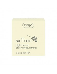 Ziaja crema de noche Azafran 50 ml