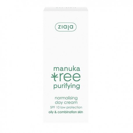 Ziaja crema de día Manuka 50 ml