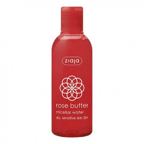 Ziaja solución micelar 200 ml Manteca de Rosa