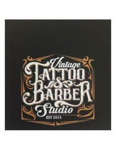 Peinador Barber Tatoo (120X160)
