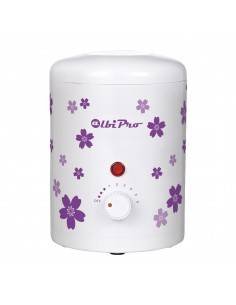 AlbiPro Fusor de cera 165 ml blanco flores