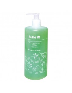 Pollié gel post depilación 500 ml