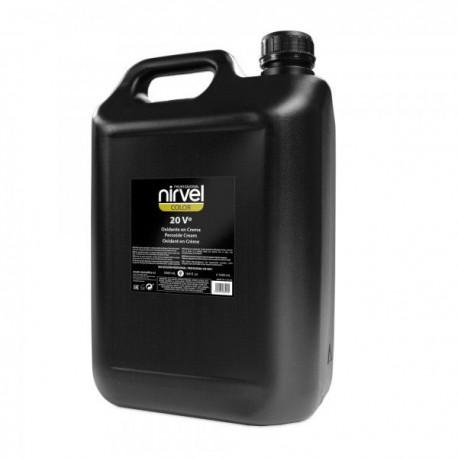 Nirvel Agua oxigenada 20 vol. 5 L.