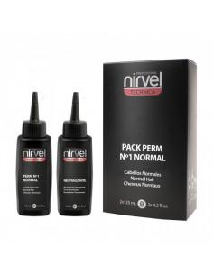Nirvel pack permanente individual Nº1 (2x125ml)