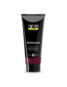 Nirvel mascarilla nutre color rojo 200 ml