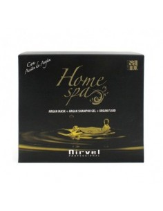 Nirvel pack argán home spa