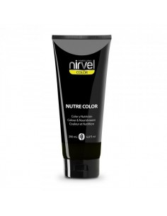 Nirvel mascarilla nutre color negra 200 ml