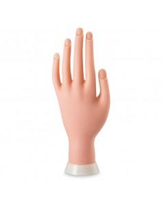 Pollié Mano para practicas manicura
