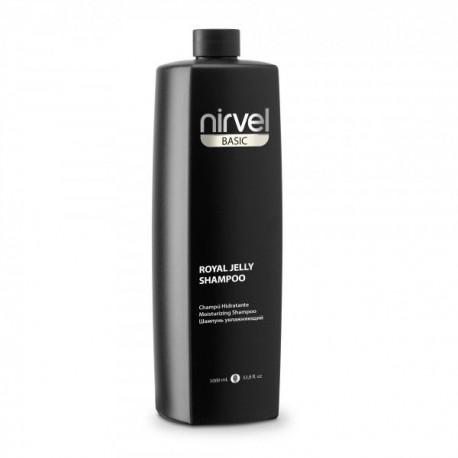 Nirvel Royal Jelly shampoo 1L.