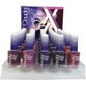 Expositor esmaltes de uñas Ultraviolet Claudia Rovelli