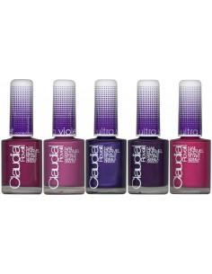Claudia Rovelli esmaltes de uñas Ultraviolet