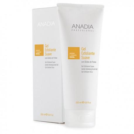 Anadia gel exfoliante suave 200 ml