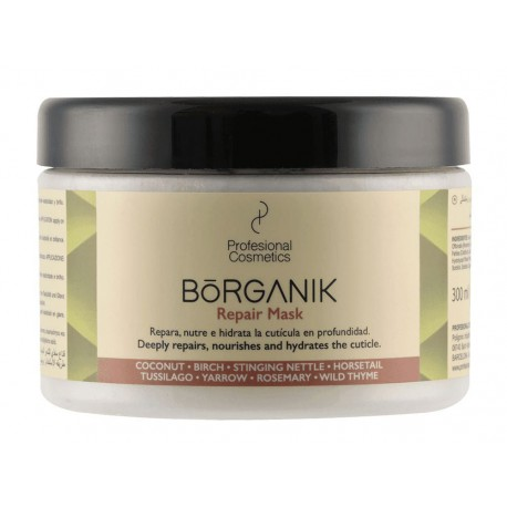 Borganik Mascarilla Repair 300 ml