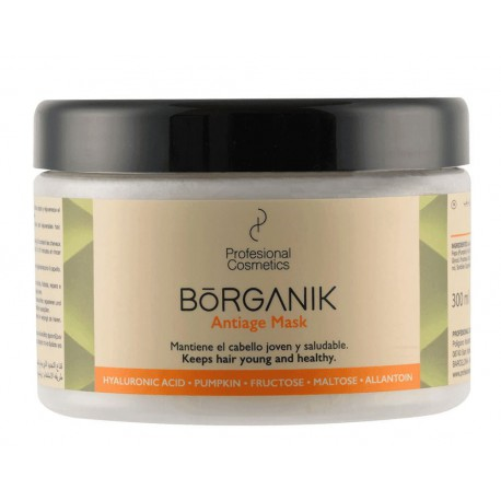 Borganik Mascarilla Antiage 300 ml