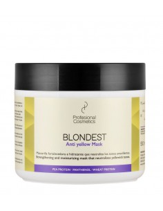 Mascarilla Blondest Antiamarillo 500 ml