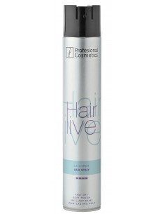 Laca Hairlive Spray fuerte 1000 ml