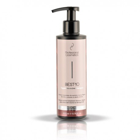 Profesional Cosmetics Best 10 champú repair 200 ml
